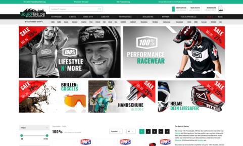 Liquid-Life.de - Premium Bikeshop - Wir rüsten Helden aus