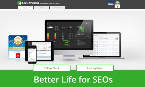 OneProSeo - Search Performance Marketing Automation Software